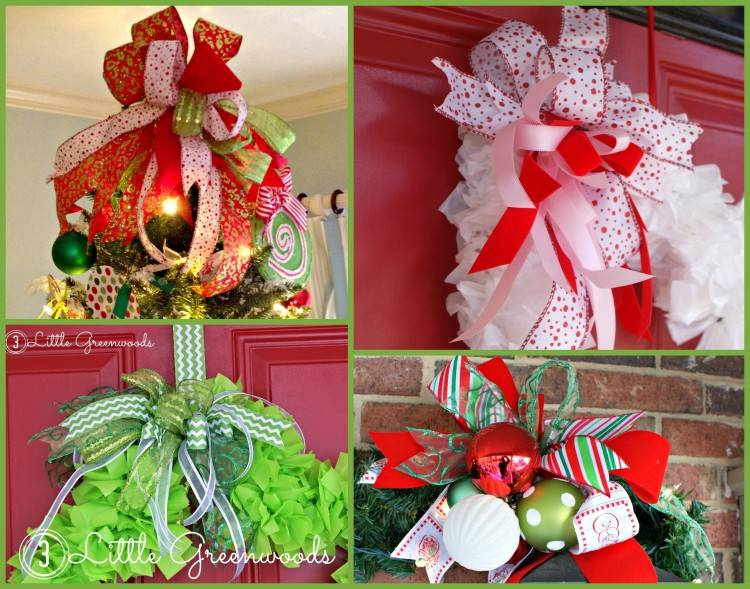 Super simple and inexpensive Christmas wreath