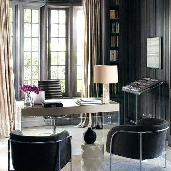 Splendid Contemporary Home Office Design And Also Modern Home with  regard to Modern Home Office