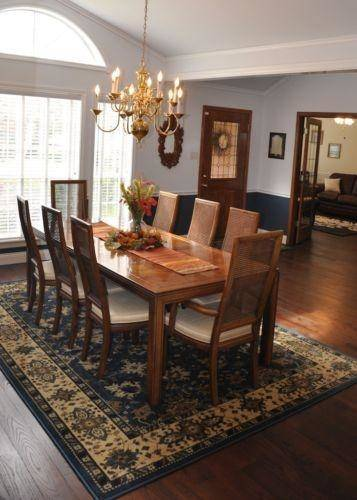 henredon dining room furniture dining room table dining room set country  french vintage dining table 8