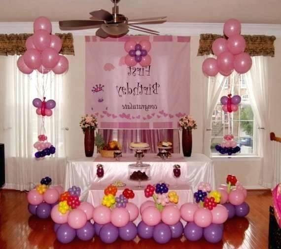 Full Size of Simple Birthday Decoration Ideas At Home For Husband Room Baby  Boy Decorating Images