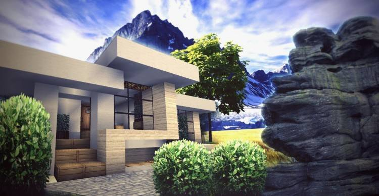 Cool House Design Ideas Homey Home Designs Cheap Houses Modern Minecraft