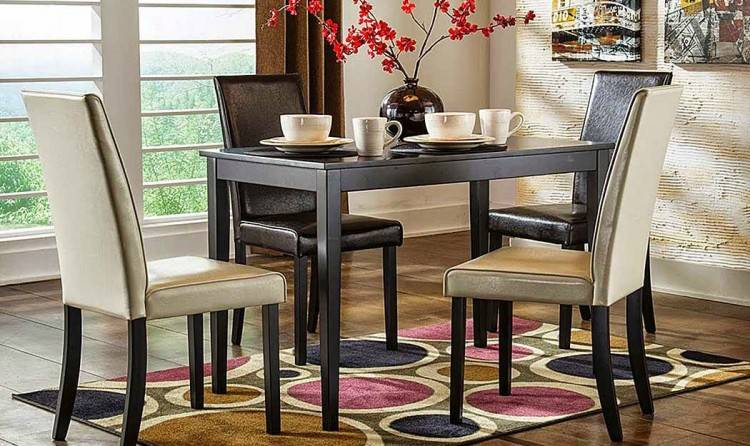 Intercon The DistrictFormal Dining Table