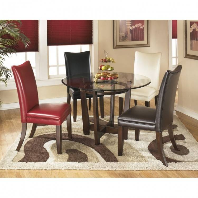5 Piece Dining Suite with Asheville Chairs
