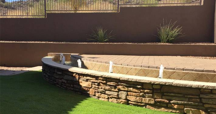 Phoenix pavers are just the start of great outdoor living spaces designed  for entertaining and relaxing