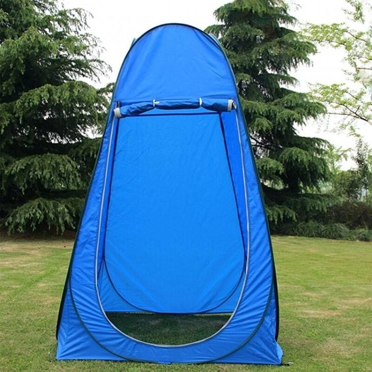 Tent Portable Outdoor Camp Tent Privacy Bath Shower Shelter Toilet