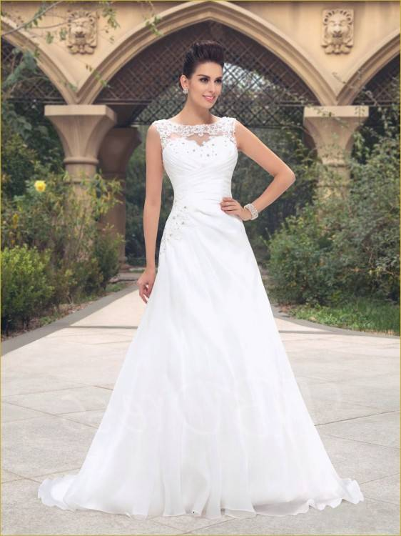 Elegant Second Wedding Dress Ideas