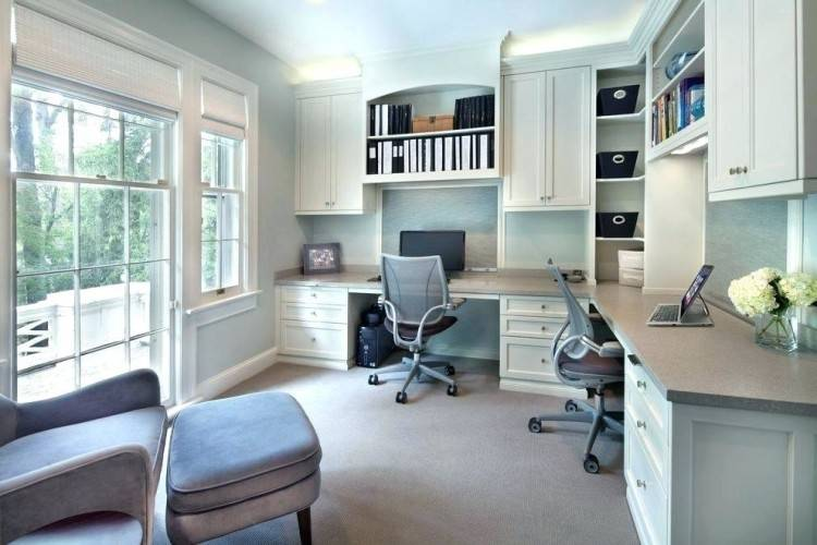 living room home office ideas