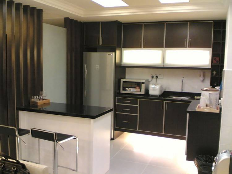 kitchen cabinet design for small kitchen beautifully organized