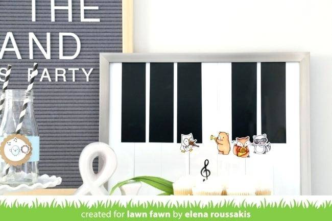 music themed party decorations birthday decoration centerpieces