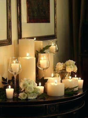 Fabulous Floating Candle Ideas for Weddings ~ we ♥ this! moncheribridals