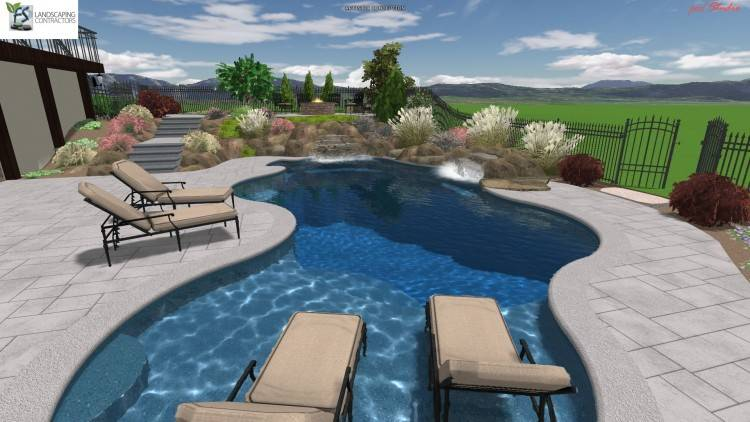 small outdoor pool small pool designs outdoor design small swimming pool  design ideas with modern tile