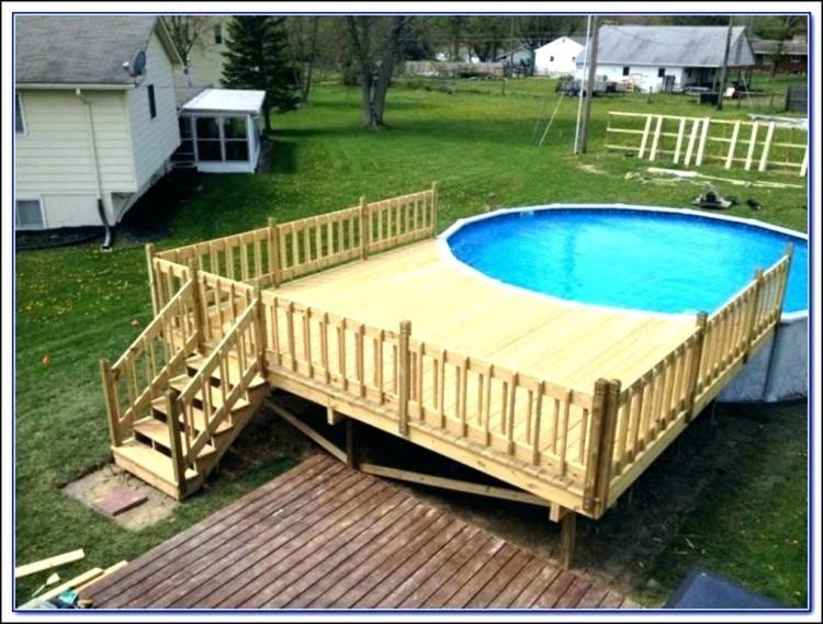Full Size of Beautiful Above Ground Pool Designs Pictures Landscaping Pics  Of Attractive Decks For Pools