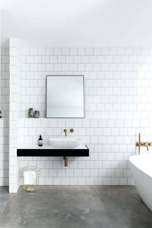 Stunning Tile Options for Small Bathrooms