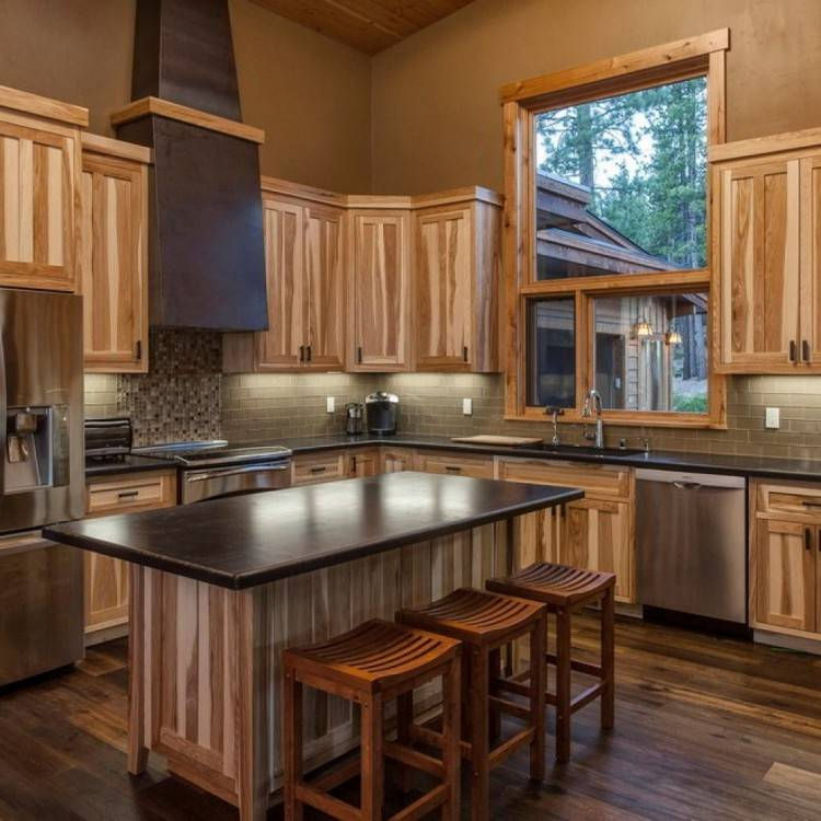 light wood floors with dark cabinets ideas of dark cabinets light floors  beautiful floor hickory with