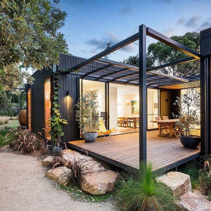 5 bathroom home is perched on a site offering spectacular  180 degree views of Sydney's northern beaches coastline