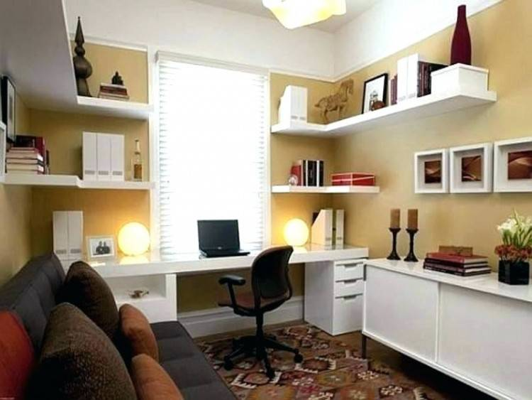 Bedroom Office Combo  Ideas Small Furniture Decorating