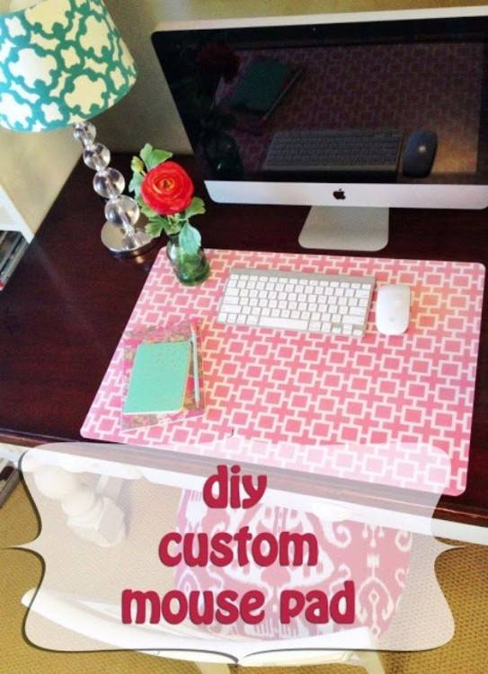 do it yourself desk office computer ideas that make