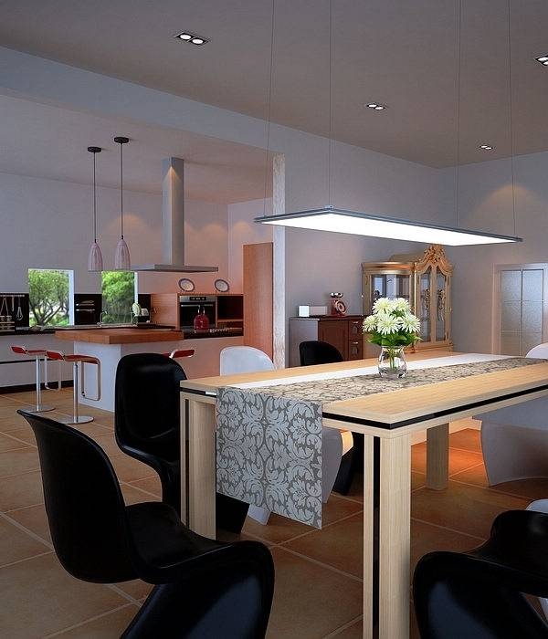 Medium Size of Modern Dining Table Lighting Ideas Room Over Furniture  Images Kitchen And Scenic Lamps