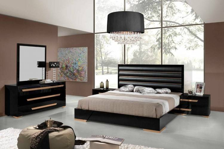 You want your bedroom design to reflect your personal taste and style,  comfort and relaxation should be a priority