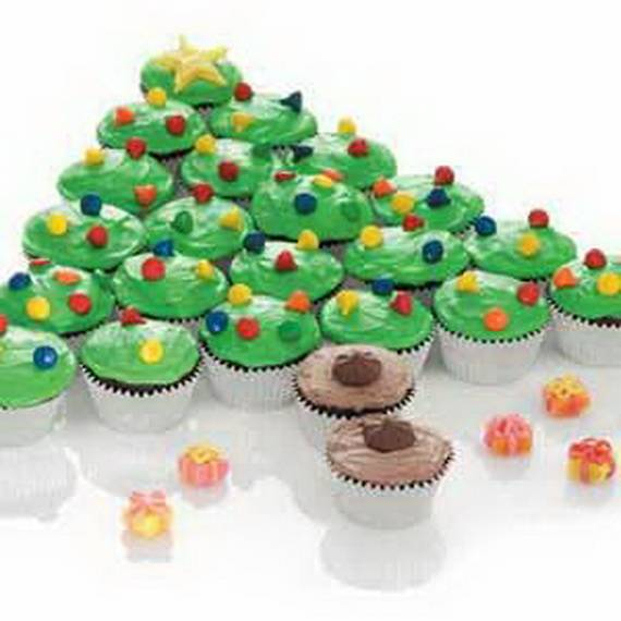 Cupcakes Decorating Ideas for Christmas and Special