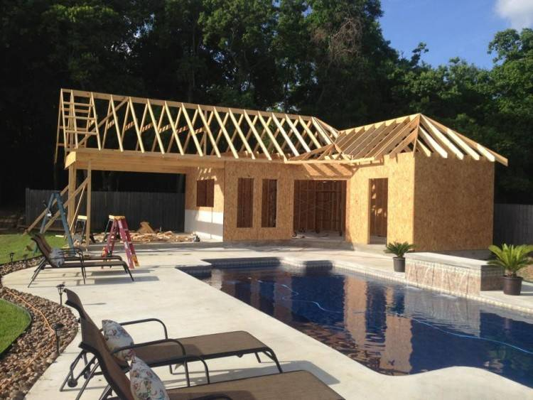 diy pool house plans pool cabana plans florist pool house plans medium diy  pool house ideas