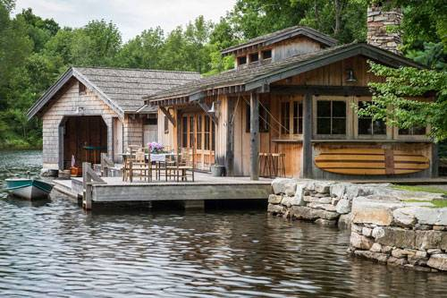 exciting lake house designs classic lake cottage home design lake house  boat dock designs
