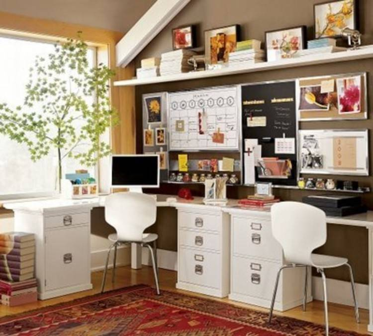 Luxury office | Home office decor ideas | inspirations for offices decor |  white office | bocadolobo