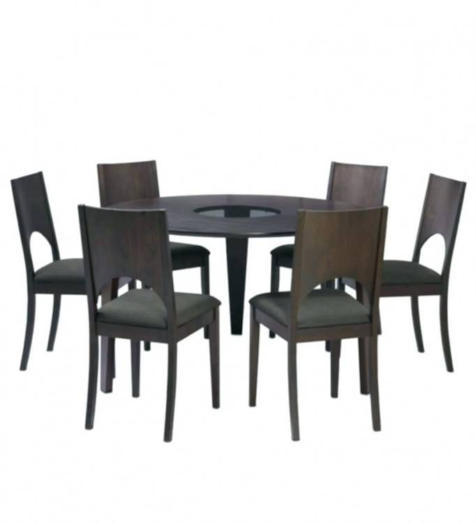 round dining table seats 6 large round white gloss dining table 6 black  chairs dining table