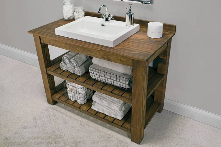 Image of: Diy Vanity Table Pictures