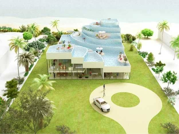 Sunshinepowerboatsvi Rooftop Pool House Plans A Guide to Swimming Pool  Types Designs and Styles