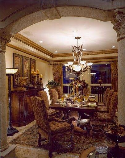 mediterranean dining room best design dining room with chandelier by  furniture inspiration mediterranean dining room ideas