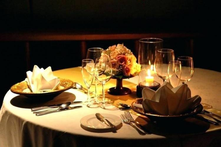 candle light dinner idea rechargeable candle lamp led lights realistic tea