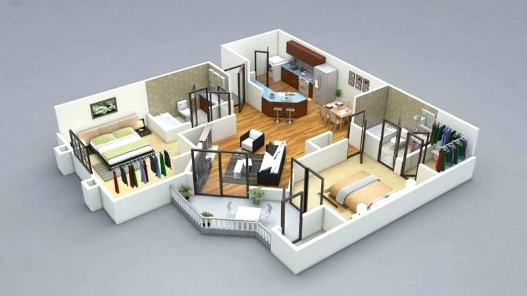 Stylish Design Design Your Home Online For Free Peachy Design 3d House  Plans Online Free 13