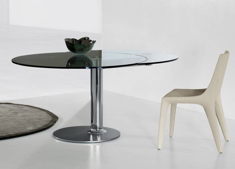 modern white round dining table dining table round dining room comfortable  cushioned polyester upholstery modern white