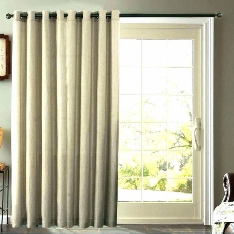 french door curtains, seething similar but in kitchen colors