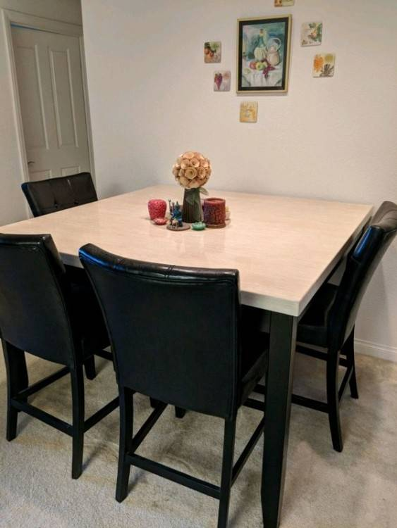 Chex Model 4 Seater Dining Table