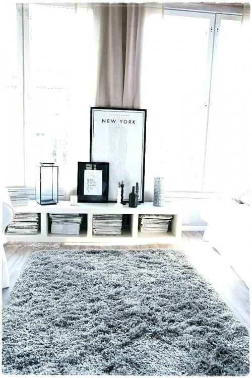 furry rugs for bedroom white