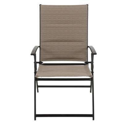 Outsunny 4 Piece Steel Folding Outdoor Furniture Patio
