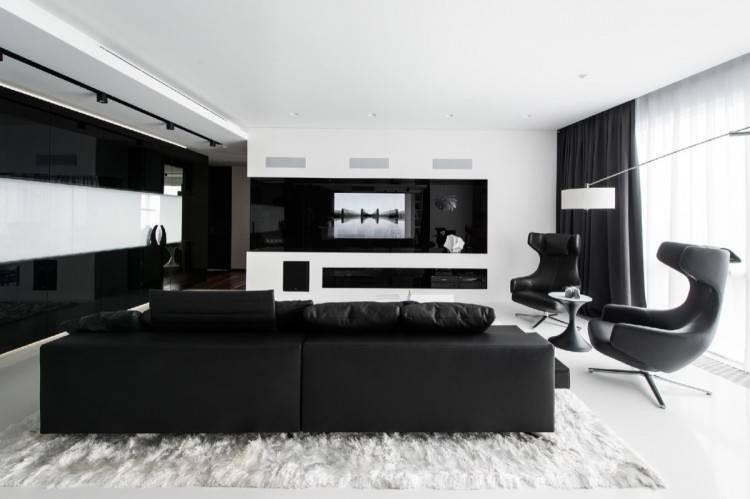 The first living room