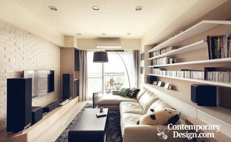 10 Things Nobody Tells You About Decorating A Tiny Apartment | Freshome