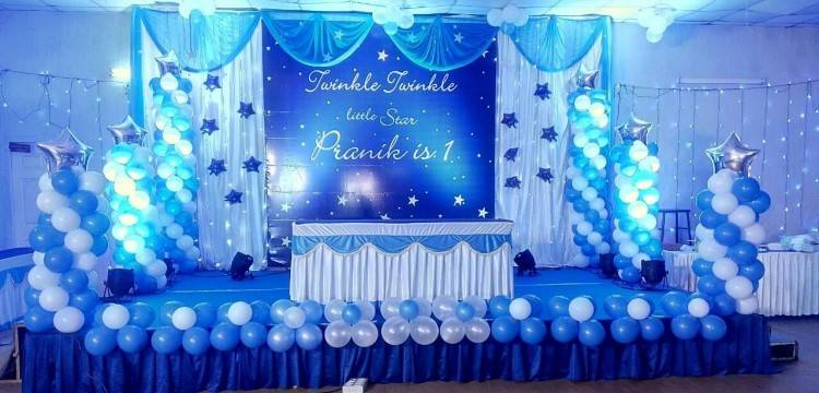 Color: Twinkle Twinkle Little  Star First Birthday