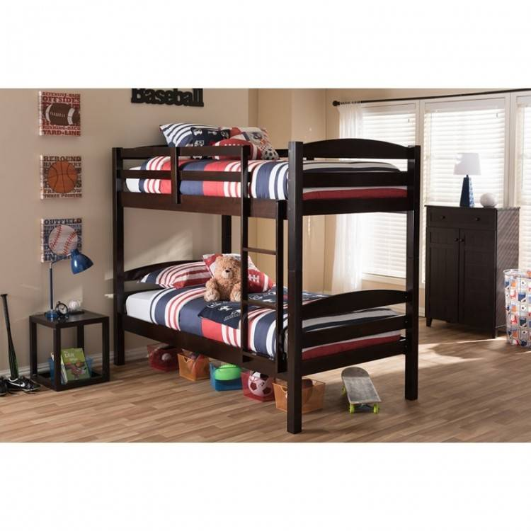 Rosewood High back Lincoln style oversized bed Attr