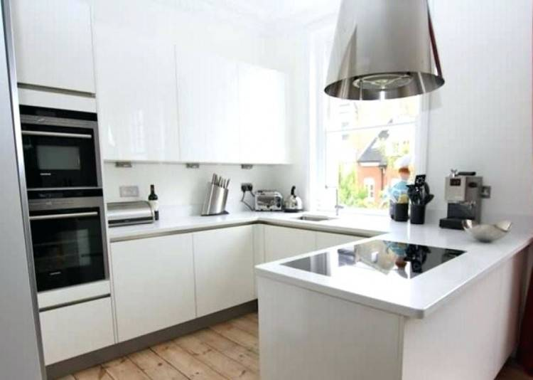 With some smart use space, a tiny kitchen can be a just as welcoming and  pleasurable location to spend time