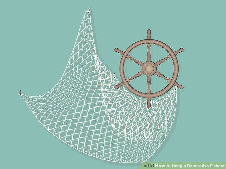 fishing net for decoration home decorating ideas fishnet wall decor  nautical