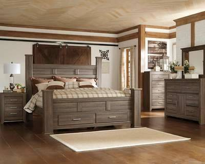 Lakeleigh Brown Panel Bedroom Set Media Gallery 4