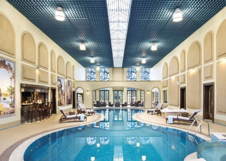 Indoor swimming pool – plans, design, construction and decor ideas