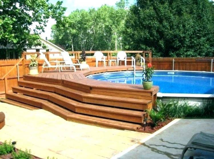 Top Beautiful Pool Deck Designs Perfect Pavers Hotel Decks Above Ground