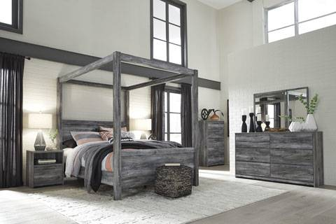 Ashley Furniture Lakeleigh Dresser and Mirror Click To Enlarge