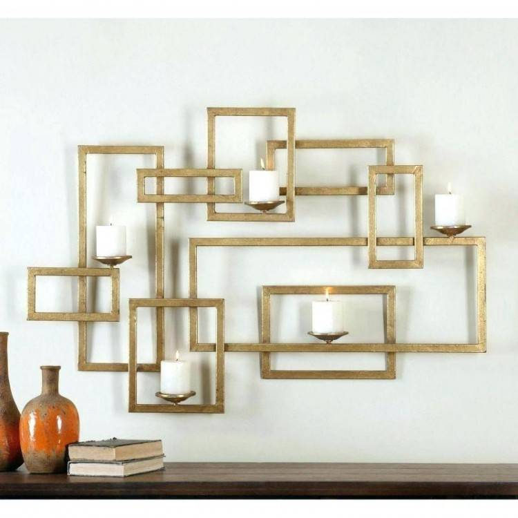 candle sconces contemporary modern candle wall sconces