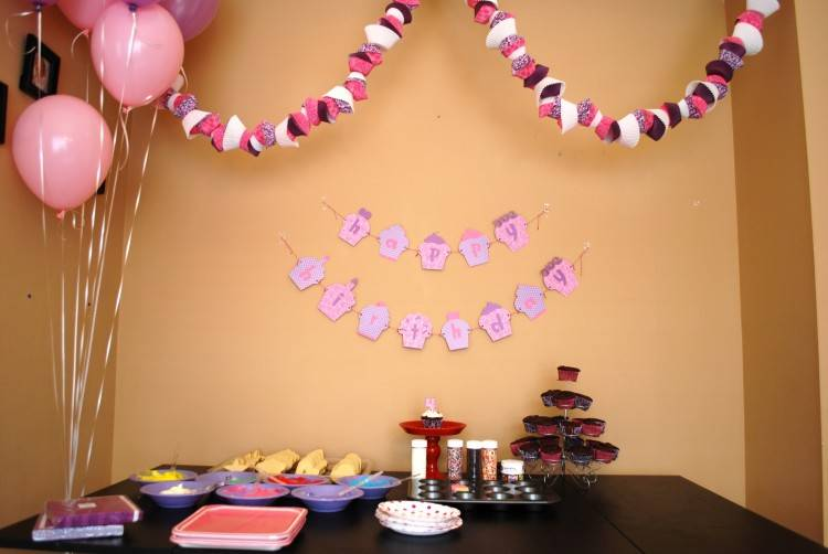 Simple Birthday Decoration Ideas For Husband At Home